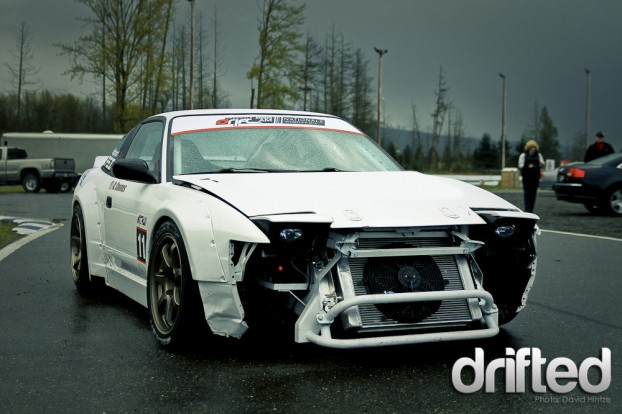 drifting at evergreen speedway drift school