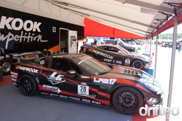 Hankook Tires Formula Drift Team