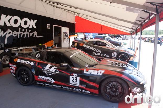 Hankook Tires Formula Drift Team