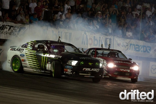 Vaughn Gittin Jr. vs Dai Yoshihara