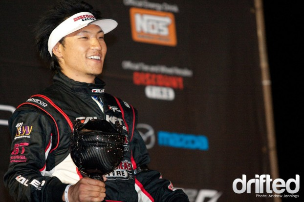 Dai Yoshihara Road Atlanta Race Winner