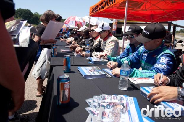 Formula Drift Road Atlanta Autograph Session