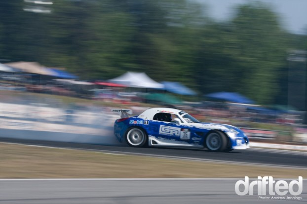 Eric O'Sullivan Mobil 1 Nitto Tires Pontiac Solstice Drift