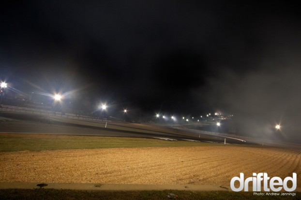Road Atlanta Night View