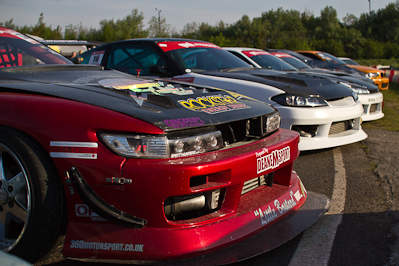 EVENT: 2011 Drift Allstars Round 1, Teesside
