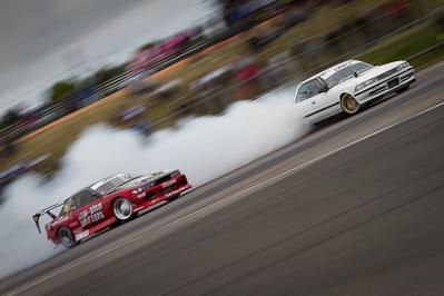 EVENT: 2011 Drift Allstars Round 2, Nissan Factory, Sunderland