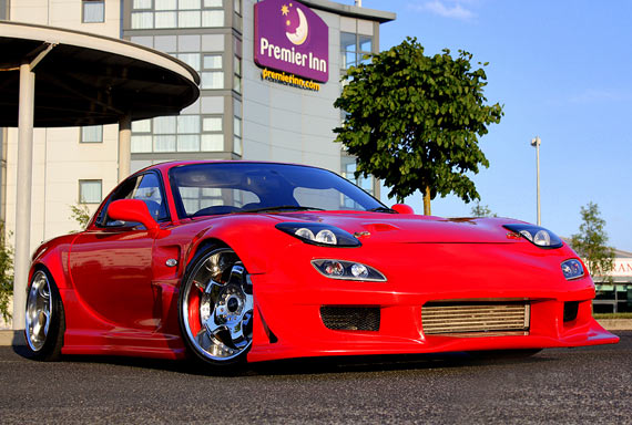 FEATURE: Family Affair FD3S RX7