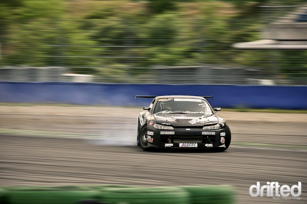 Harry Müller Driftteam Nissan Hockenheim S15 Widebody