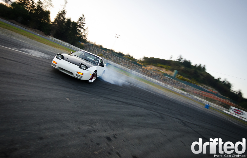 GRASSROOTS: Capital City Drift, Vancouver Island