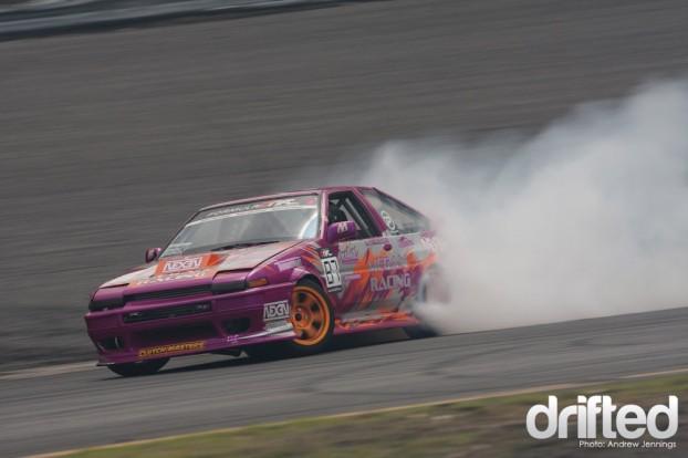John Russakoff JSP Megan Racing AE86