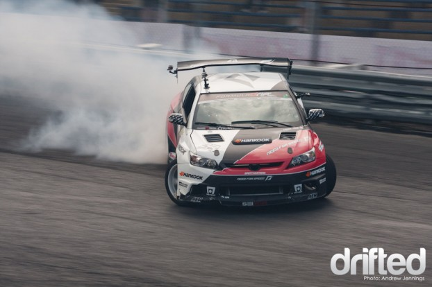 Fredric Aasbo Drift Scion tC