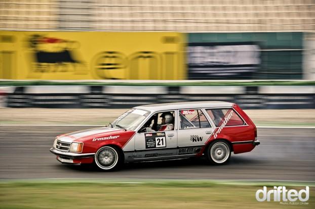Opel Commodore Jochen Reich