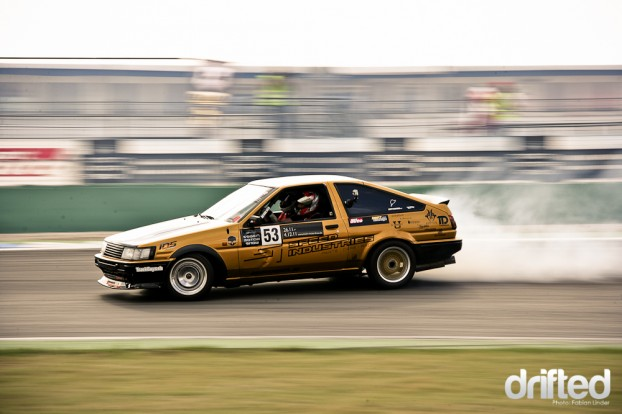 Charged Hachiroku AE86 Speedindustries Swen Burkhardt Hockenheim