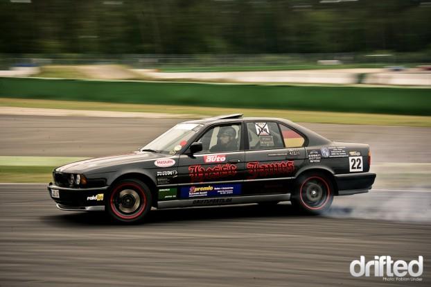 Oliver Scheurich BMW M5