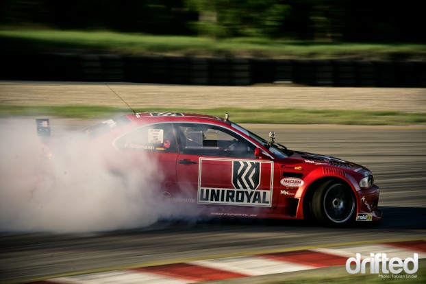 Patrick Ritzmann eleminated all the problems he had with his E43 2JZ