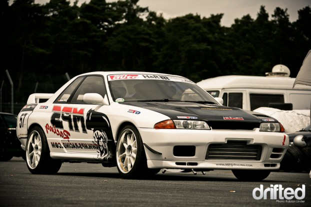 MPS Engineering Nissan Skyline R32 Hockenheim