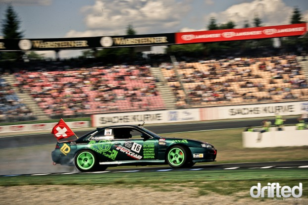 Phillipe Guillod S14 Drift Hockenheim