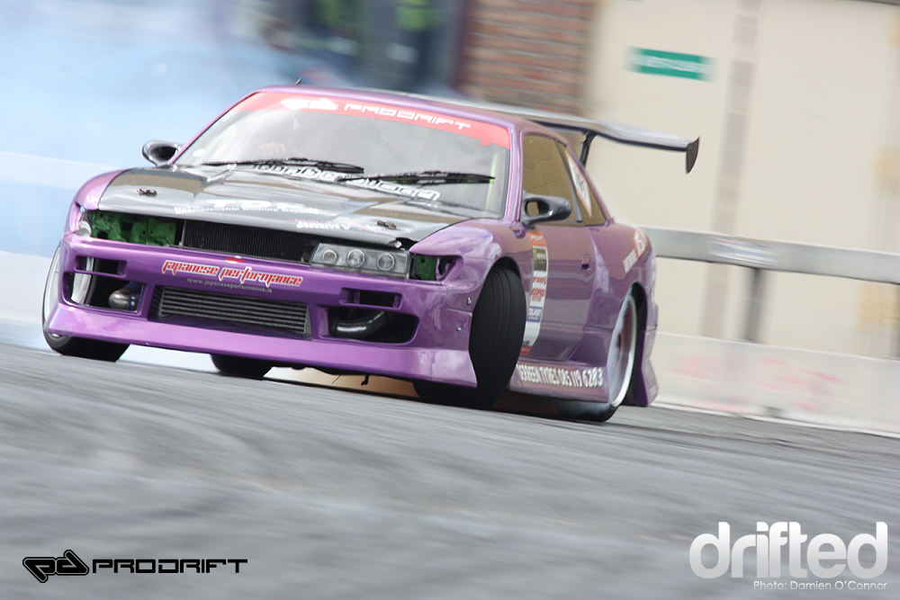 EVENT: Prodrift Rd 3 Punchestown Arena 2011