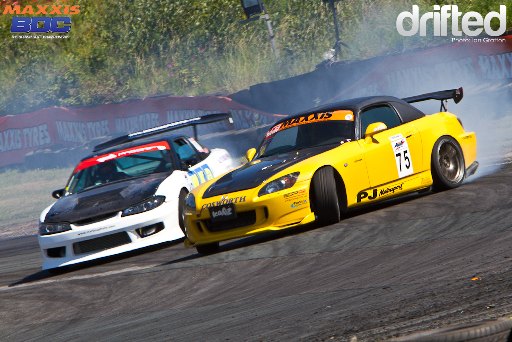 s2000 twin drift