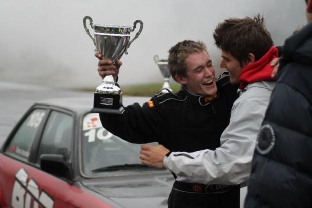 Fredrik Oksnevad Fredric Aasbo winner team driftmonkey
