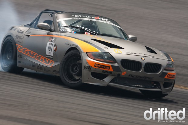 Mike Essa BMW Z4 Drift