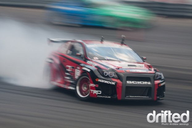 Ken Gushi Scion tC Drift
