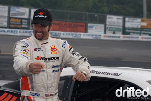 Grunewald wins FD Wall NJ 2011