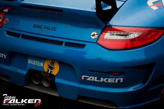 Falken Porsche 911 GT3 N24