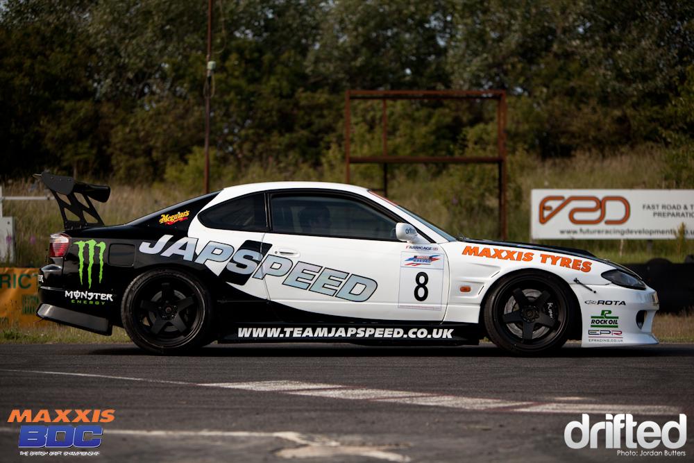 Japspeed S15 Drift