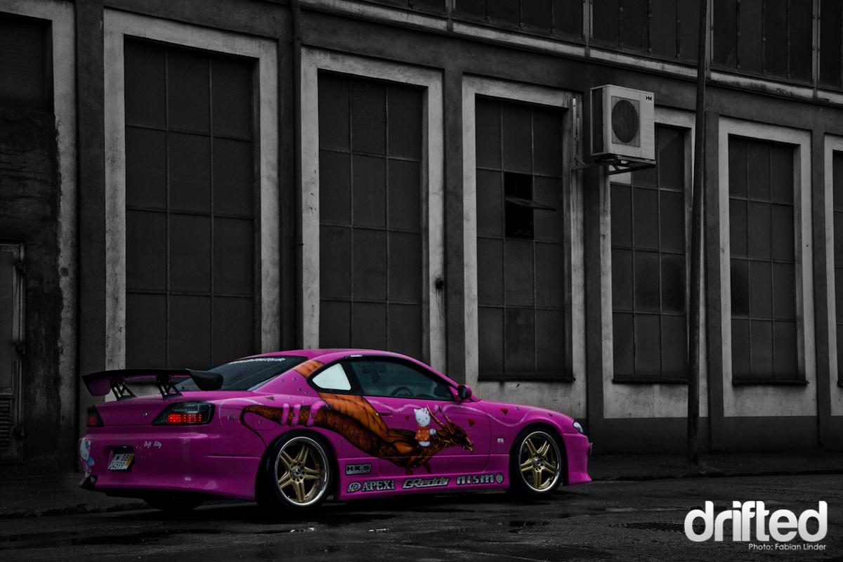 Nissan Silvia S15 Drift Kitty