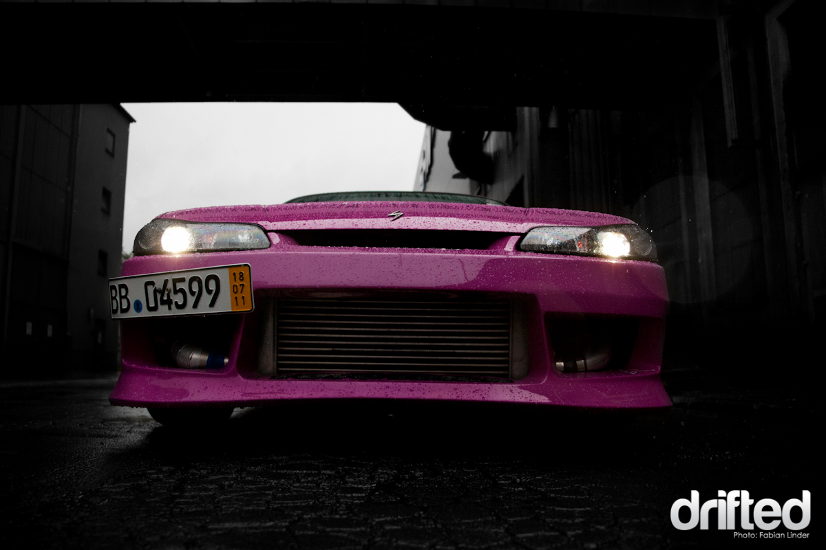 Nissan 200SX Silvia S15 Drift Kitty