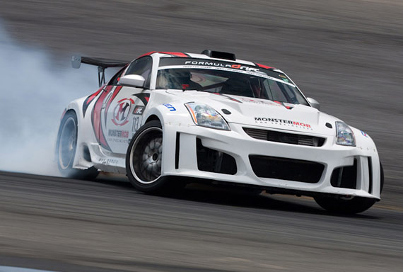 EVENT: Into the Oval at Formula DRIFT Round 4