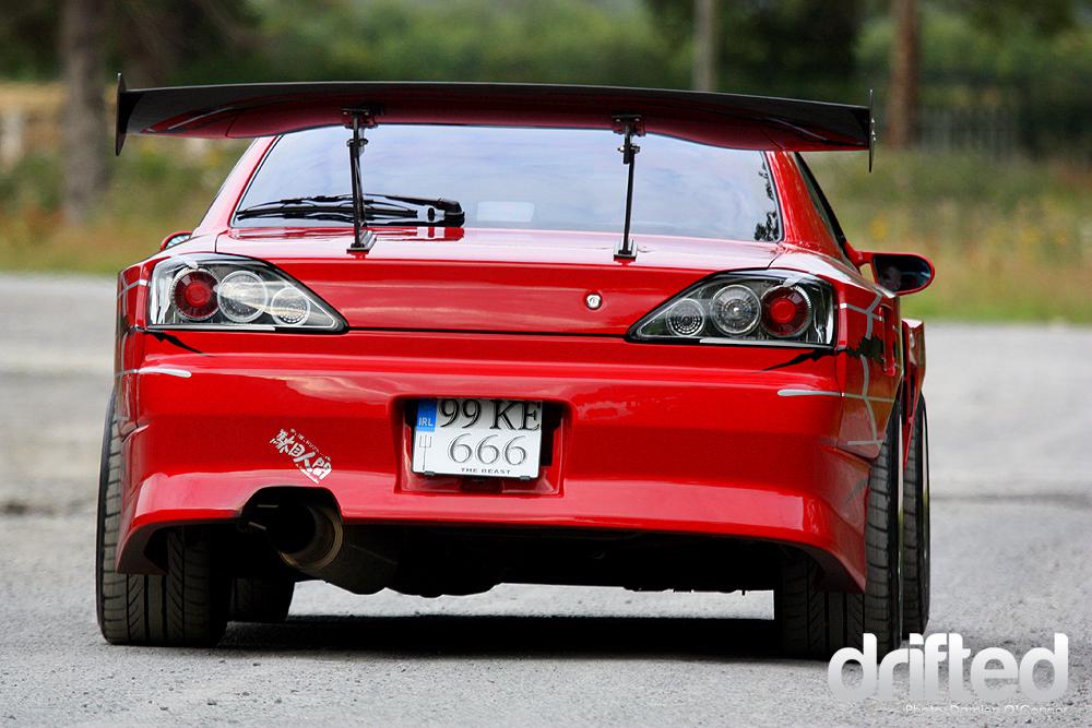 Kazama Nissan Silvia S15 drift car