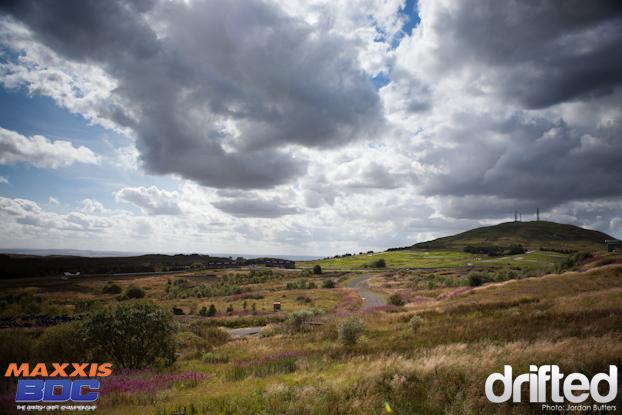 Knockhill Scotland