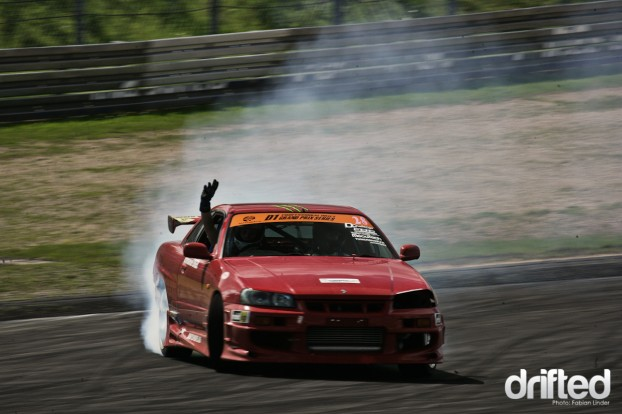 Another frenchman: Emmanuel Eigel in his R34