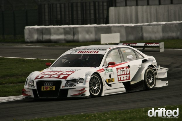 Best Audi driver: Timo Scheider on fourth place