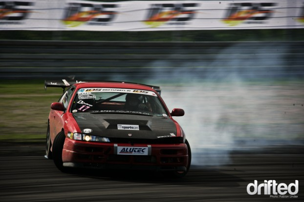 Andrew´s S14 performed well, but he thinks about getting a new project