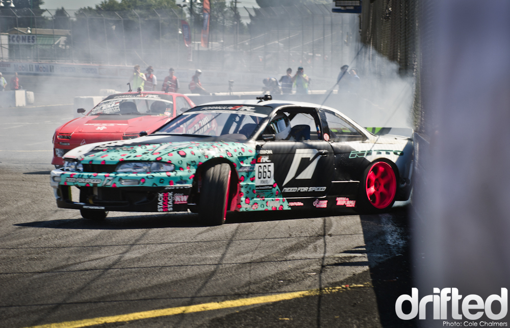 EVENT: Formula D Round 5: Throwdown: Part I
