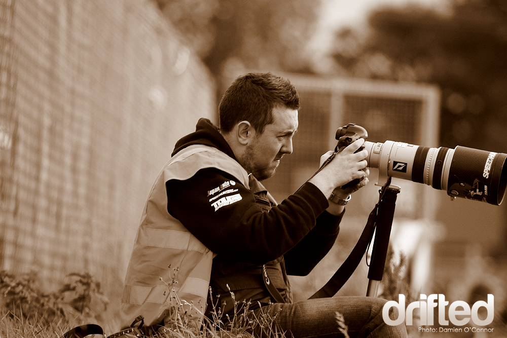drifted photographer