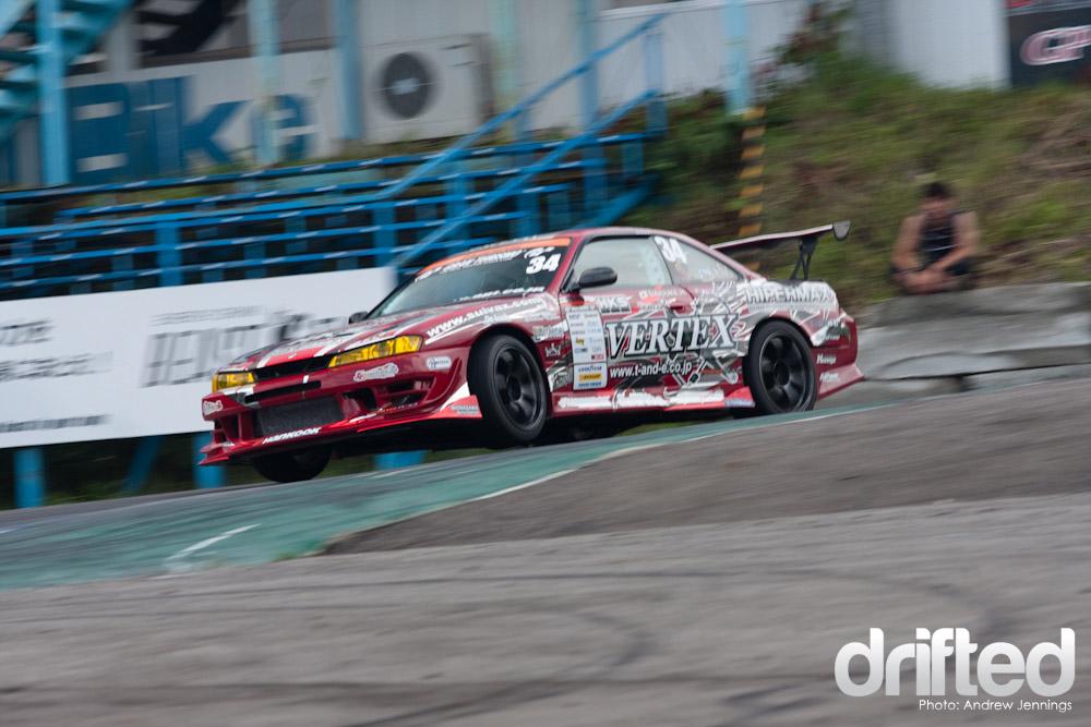 Daisuke Hasegawa's Nissan S14