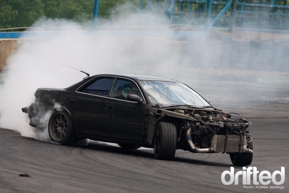 Daigo Saito Toyota Mark II Drift
