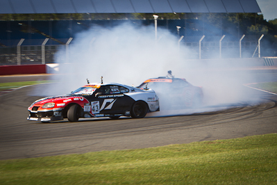 EVENT: British Drift Championship Round 5: Super Pro at TRAX 2011