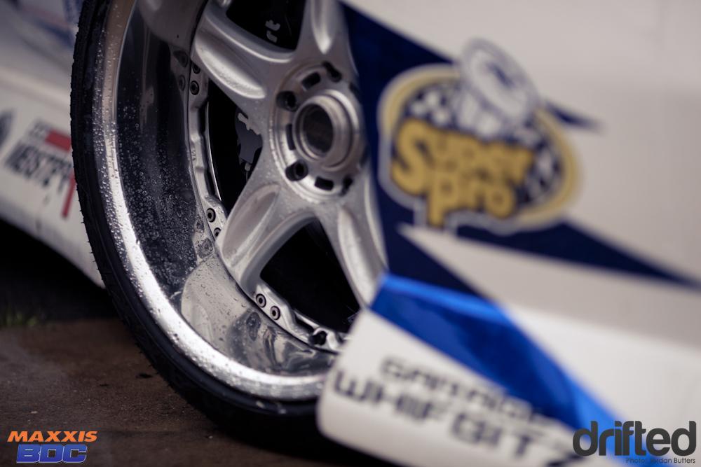SATS Cosworth Supra