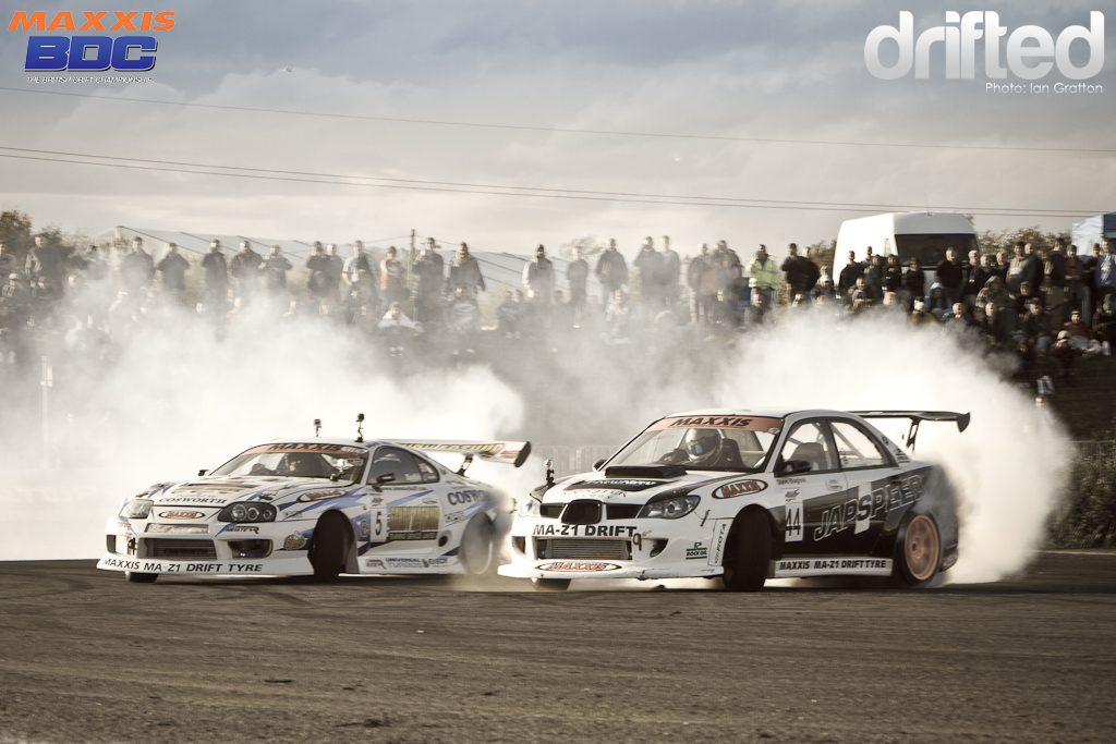 Online drifting championship game