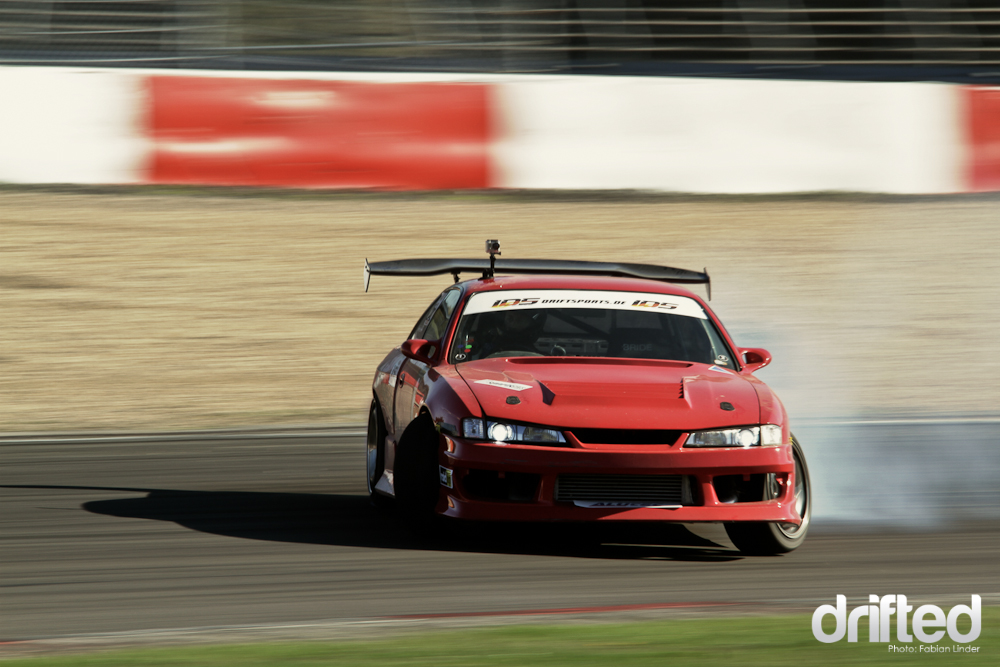 Another proper build: Danish S14