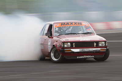 EVENT: The British Drift Championship Final Round: Part I: Semi-Pro and Pro