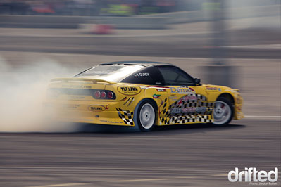 LIVESTREAM: Drift Grand Prix Romania from Bucharest