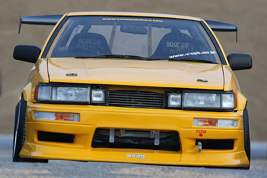 FEATURE: Yellow but not Mellow AE86