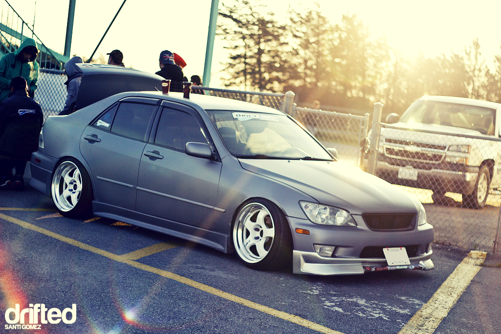 Drift-Ops, Ontario, Canada, Staticmotion, Santi, Gomez, Canon, Lexus, IS300,