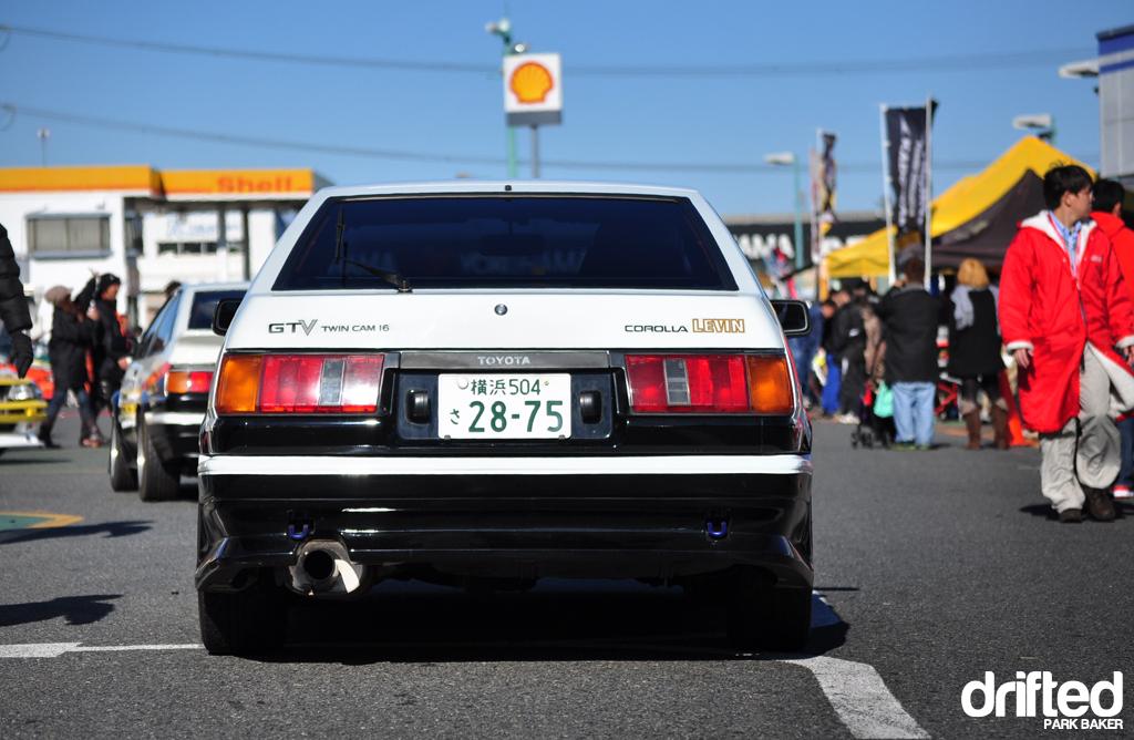 ae86 classic car